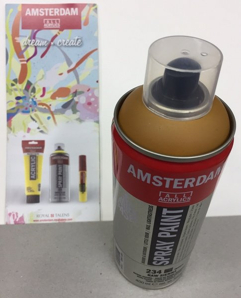 ac amsterdam spray 400ml 234-siena natural