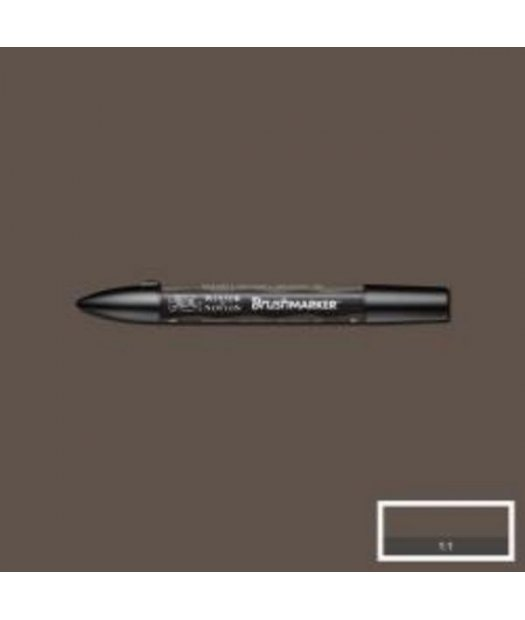ac rotulador w&n brush marker wg5-warm grey 5