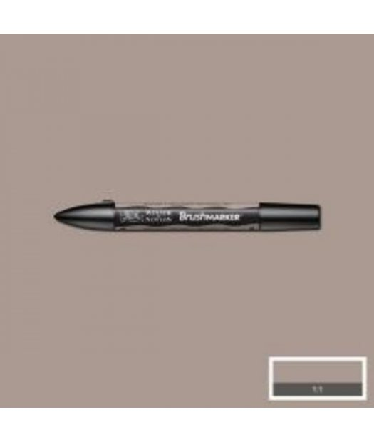 ac rotulador w&n brush marker wg3-warm grey 3