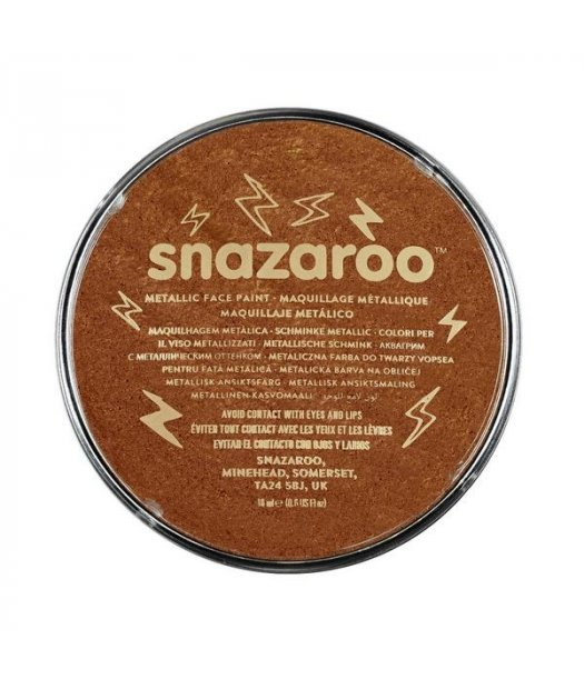 maquillage snazaroo electric 1118755-cobre