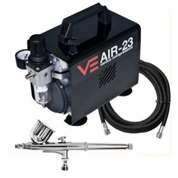 Ac compresor air23 aerogrfo basic manguera mg388 - Manguera para compresor de aire ...